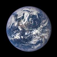 Earth-americas